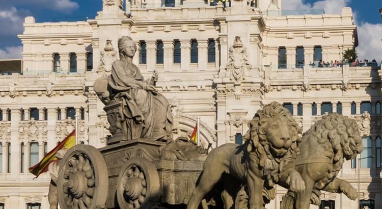 Cheapass vakantie Madrid
